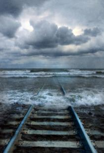train-tracks-into-the-sea-jill-battaglia