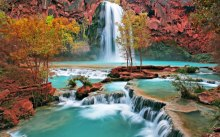 Waterfalls Wallpaper 0107